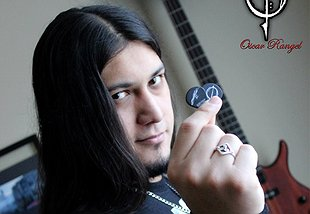 Oscar Rangel Guitar Pick Endorsement