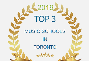 Neighbour Note Awarded for Ranking Top 3 Music Schools in Toronto