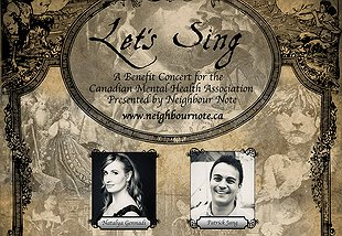 Let's Sing! (A Benefit Concert for the Canadian Mental Health Association)