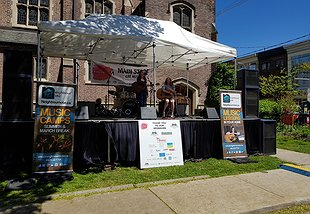 Student Performances at Roncy Rocks Festival 2019