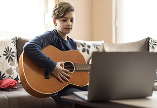 Learning Music at Home: How to Motivate Your Child