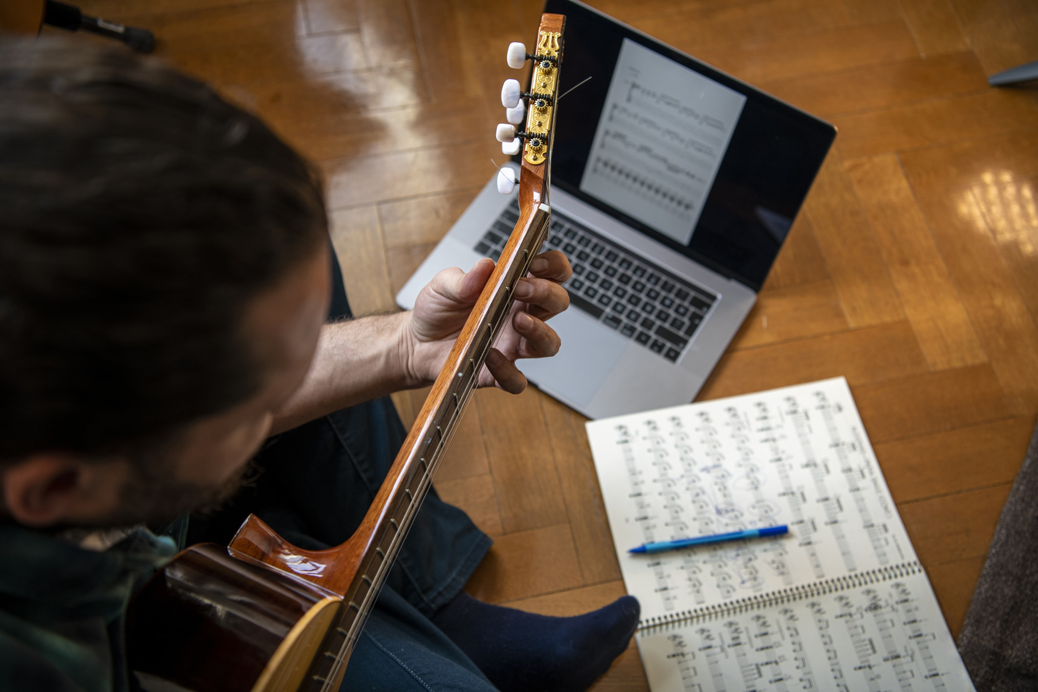 Online Guitar Lessons Toronto